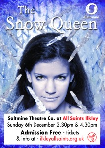 The Snow Queen A4