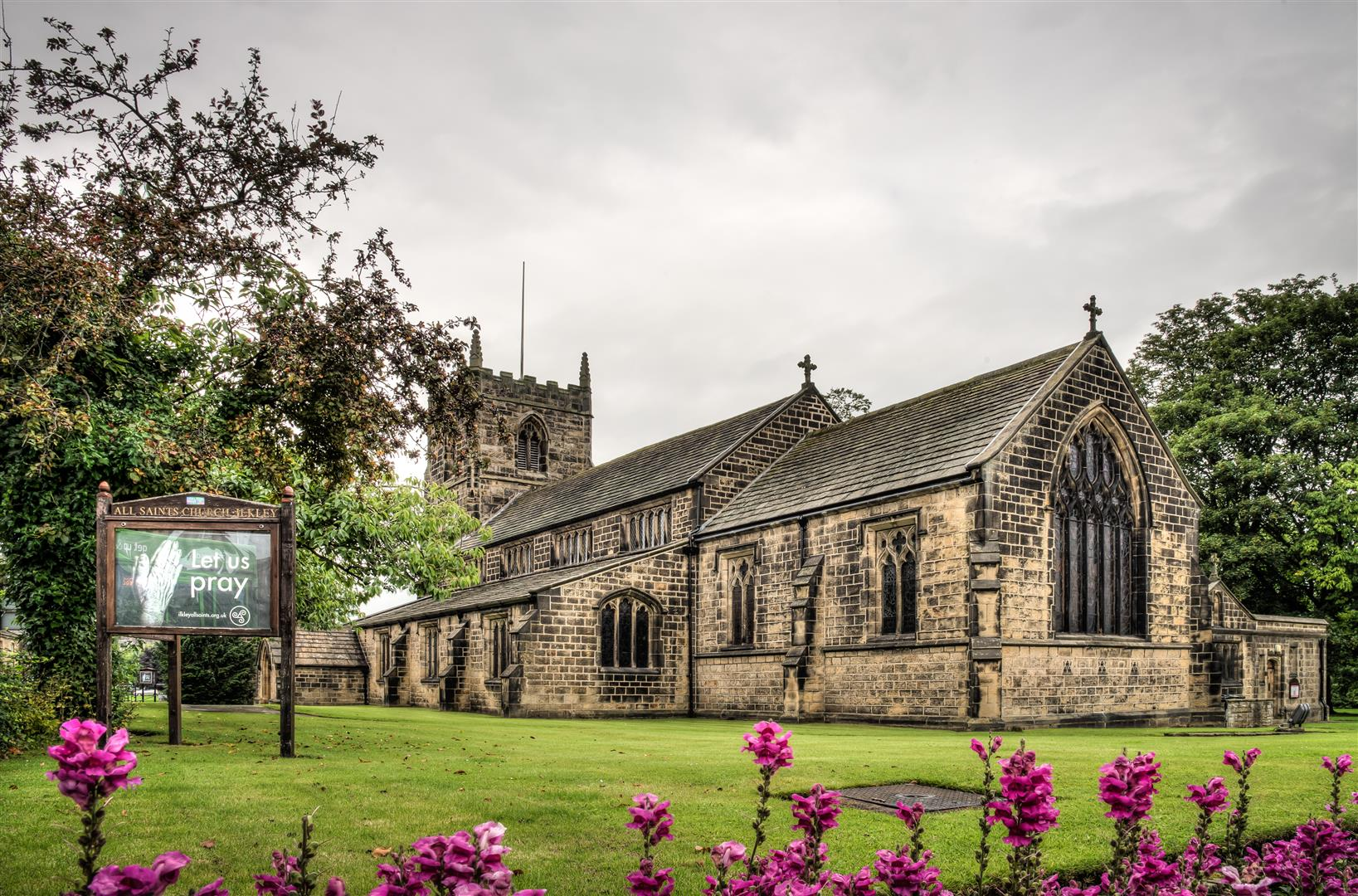 Ilkley All Saints Church